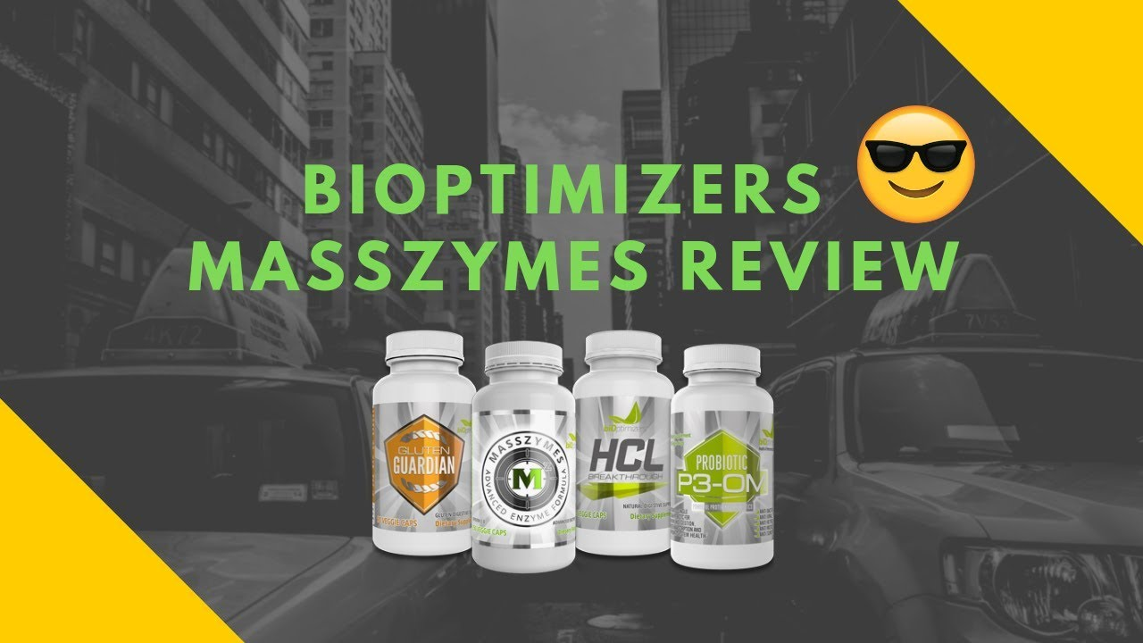 Masszymes - For Better Protein Absorption