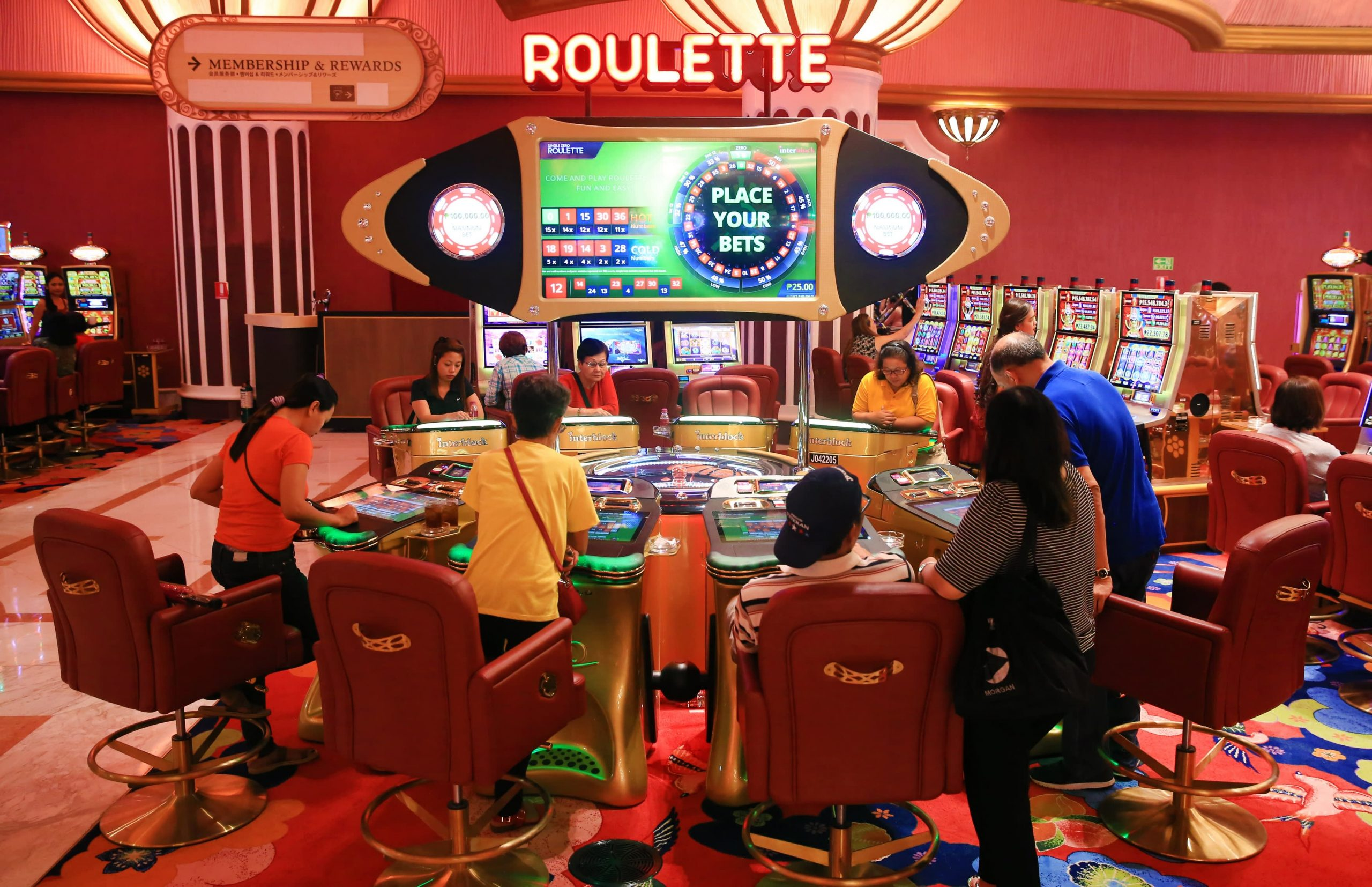 Road Discuss Casino