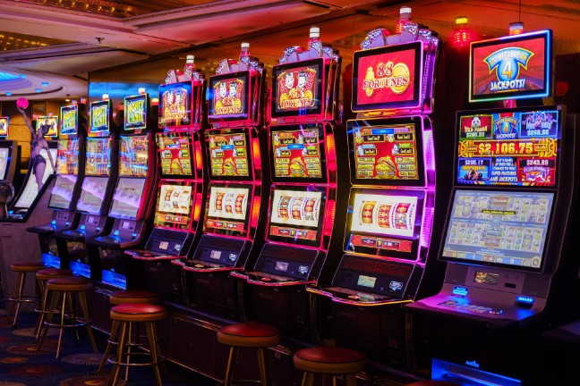 Believe In Your Casino Expertise But By no means Cease Enhancing
