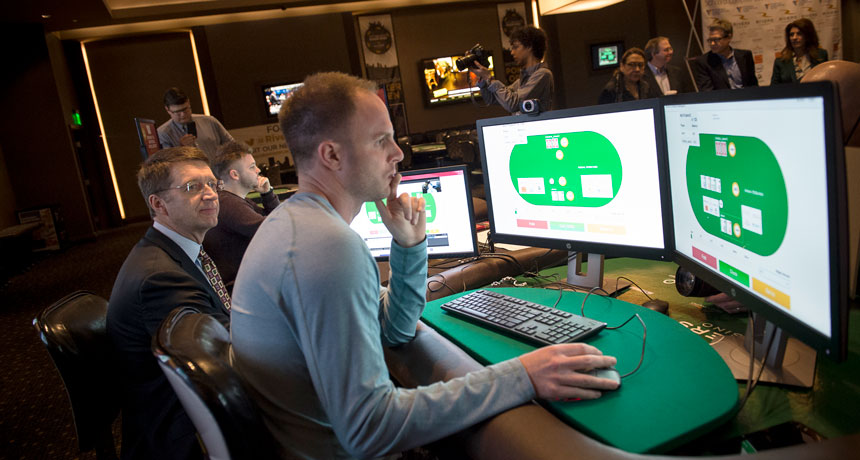 The Little-Recognized Secrets And Techniques To Online Casino