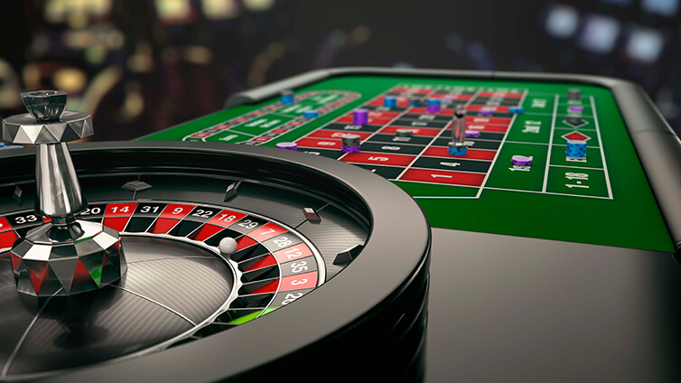 The Subject Online Casino And What It's Best To Do Different