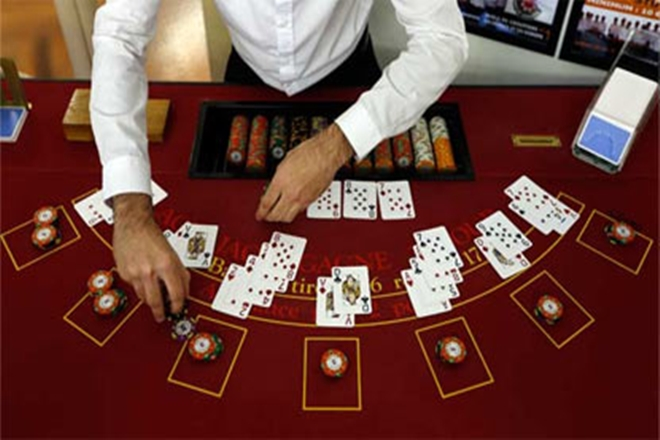 Online Casino And The Art Of Time Administration